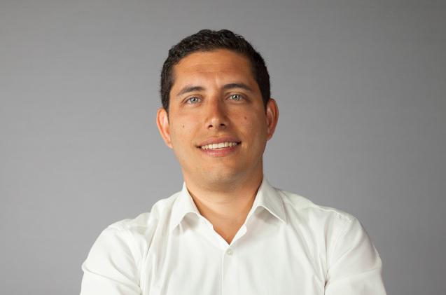Manuel Galayo, CEO de Nubalia.