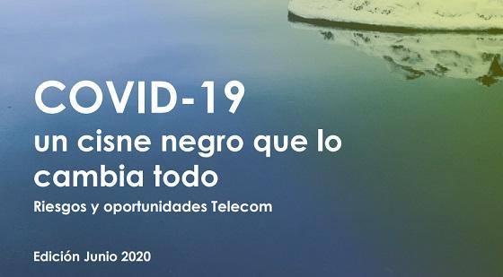Un estudio de everis analiza el presente y futuro del sector telco ante Covid-19.