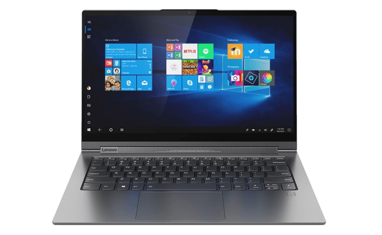Portátil Lenovo Yoga C940, proyecto Athena.