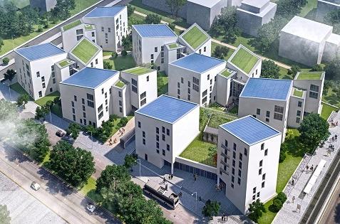 Future Living Berlin, la nueva smart city by Panasonic.