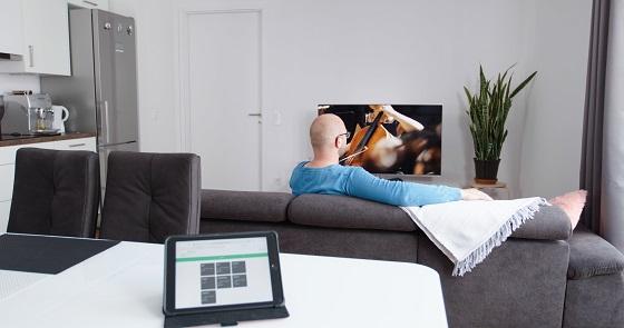 El ahorro energético y el confort de los hogares de Future Living Berlin comienza dentro de los apartamentos