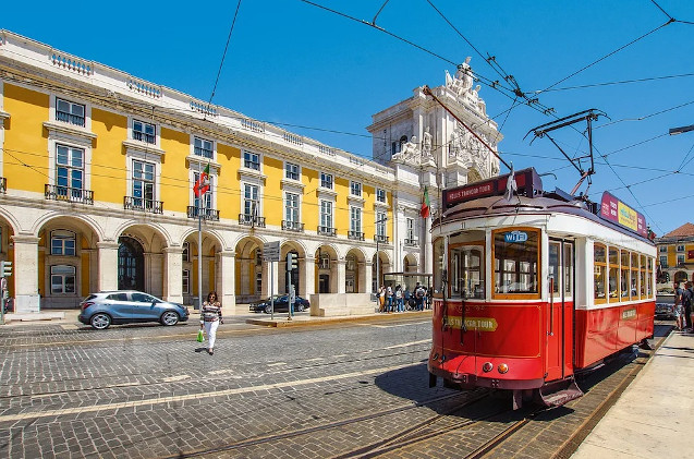 Lisboa (Pixabay).