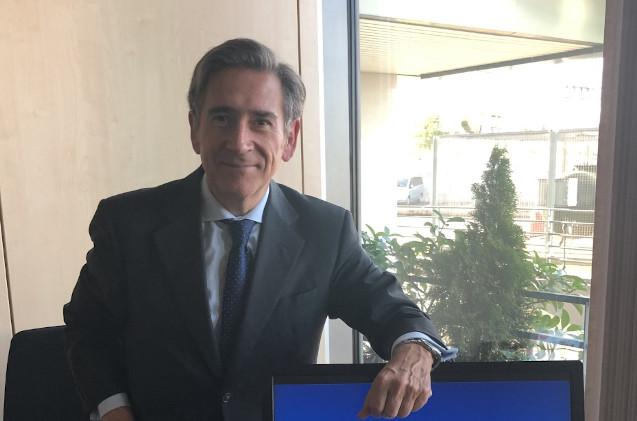 Javier Bilbao-Goyoaga, presidente de V-Valley Iberia