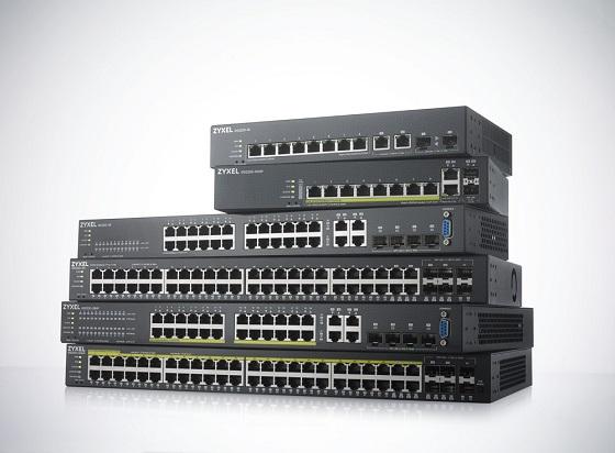 Zyxel presenta un switch híbrido con gestión trimodal: serie GS220