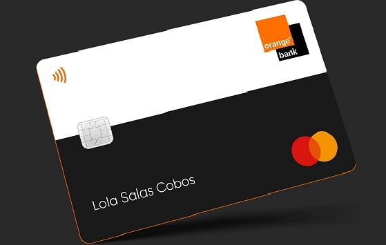 Orange presenta su primera tarjeta de débito digital.