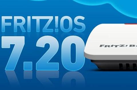 Más de 100 innovaciones en Fritz! OS 7.20.