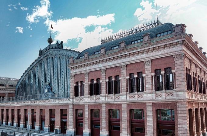 Estación Madrid Puerta de Atocha