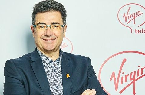 José Miguel García, máximo responsable de Virgin telco y consejero delegado del Grupo Euskaltel.