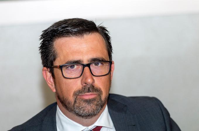 Valentín Pinuaga, Country Manager de Hitachi Vantara Iberia.