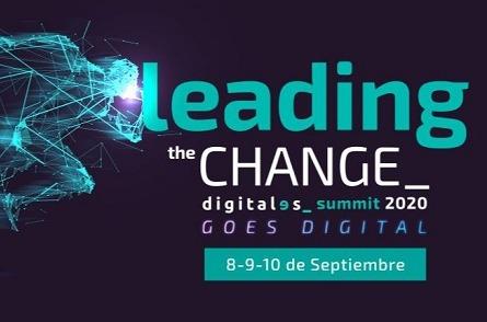 DigitalES retrasa a septiembre su Summit 2020 apostando por un formato phydigital.