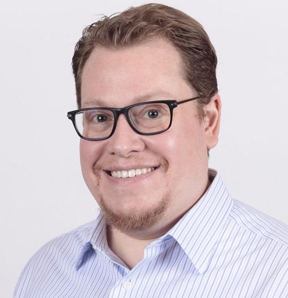 Jason Hofmann, vicepresidente de Arquitectura y Servicios de Plataforma de Netskope.
