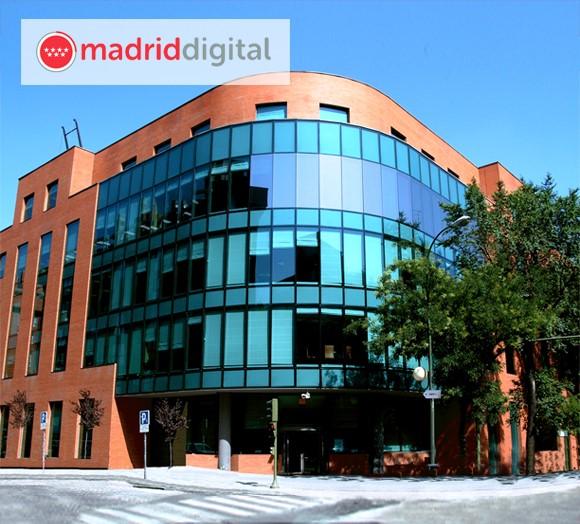 Madrid Digital renueva su red para implementar servicios socio-sanitarios en movilidad.