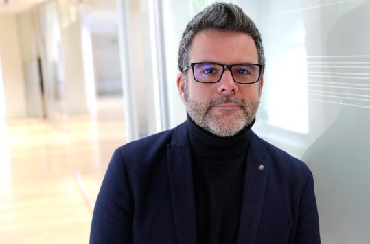 César de la Cruz, director de comunicación de Oracle