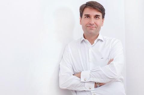 Jorge Hurtado, vicepresidente para Europa de Cipher, la unidad de negocio de ciberseguridad de Prosegur
