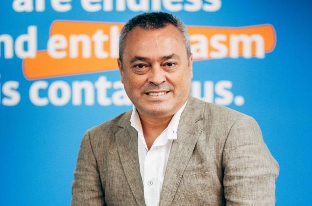 Juan Antonio Fernández, CEO de EKON.
