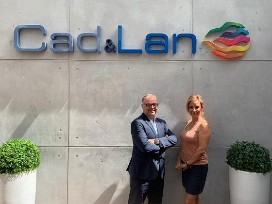 Mintt se une a Cad&Lan para ofrecer soluciones globales de digitalización.