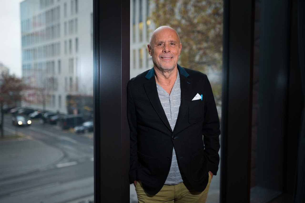 Harald A. Summa, CEO de DE-CIX, presidente del Consejo Asesor de la Internet Society