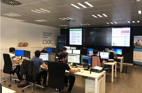 Ibermática abre un nuevo Centro de Operaciones de Ciberseguridad (SOC) en Barcelona