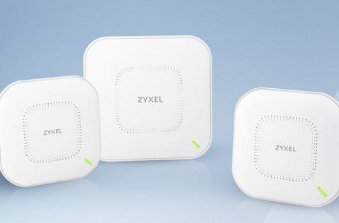 Nuevos puntos de acceso Wi-Fi6 para empresas de Zyxel.