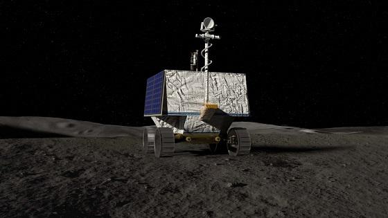 VIPER, el robot de la NASA, comunicará la Luna con la Tierra con tecnología de Thales Alenia Space España