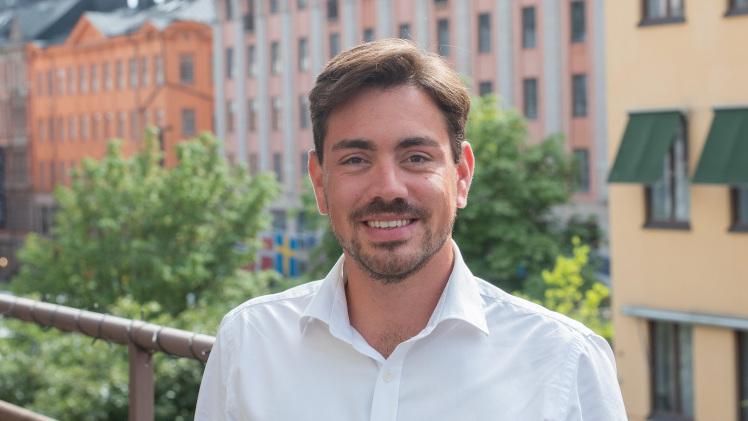Fabio Cichero, channel manager para España, Portugal e Italia