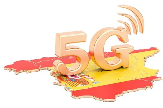 España se cubre de 5G
