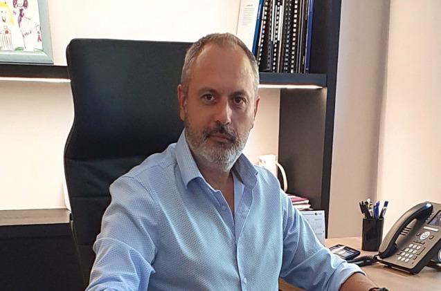 Pedro González, director general de Dinsa