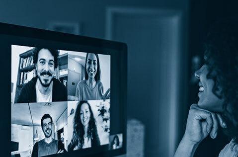 El teletrabajo dispara el uso de aplicaciones y visitas a web de alto riesgo.