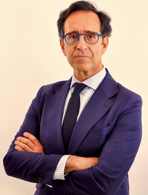 Mario Calle, vicepresidente para España de GTT.