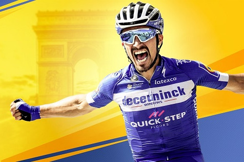 El Tour de Francia se virtualiza.