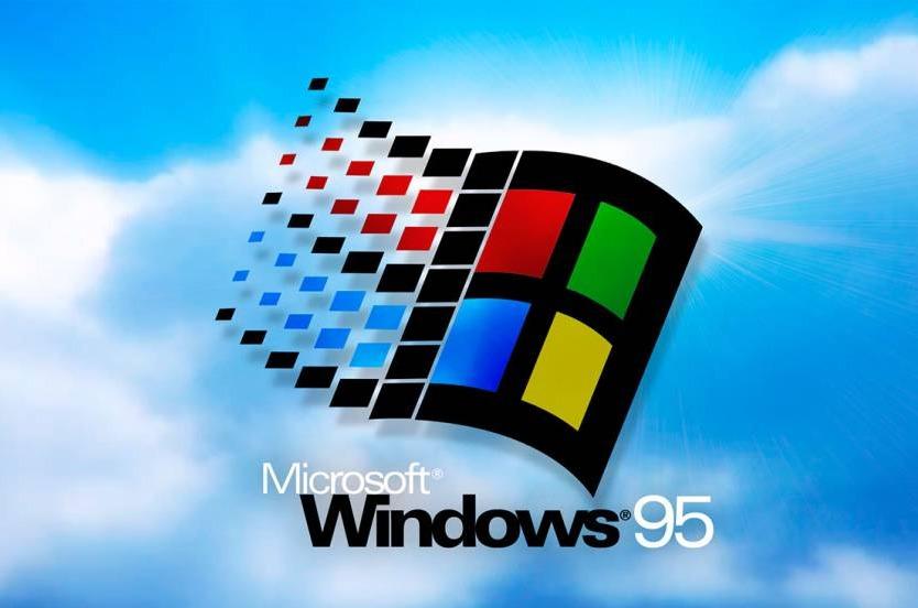 Presentación de Windows 95.