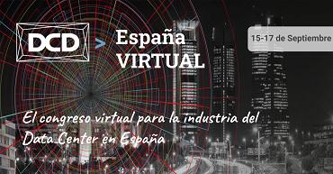 DCD>España Virtual 2020 II: más de 45 ponentes, más de 35 partners y patrocinadores y 25 sesiones