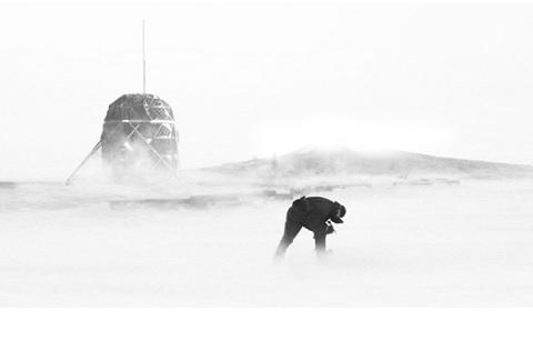 Lenovo permitirá a unos arquitectos espaciales probar un refugio lunar en Groenlandia