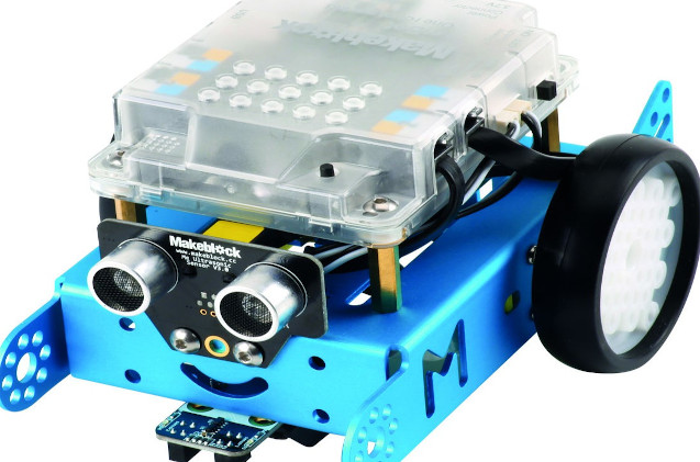Robot educativo ab materials
