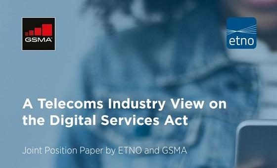 Las telco apoyan la creación de una Ley de Servicios Digitales