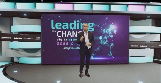 Vicente Vallés, periodista conductor de DigitalES Summit 2020.