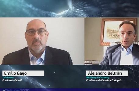 """Emilio Gayo en DigitalES 2020: """"Hay que perderle el miedo a la digitalización"""""""