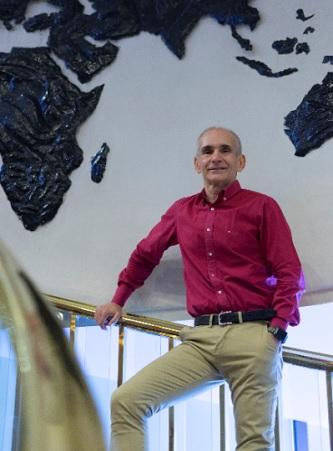 Guillermo Montoya, CEO de Deiser