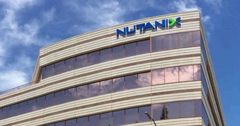 Oficinas centrales de Nutanix.
