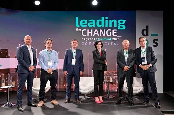 El auge de las infraestructuras, mesa redonda de Digitales Summit 2020.
