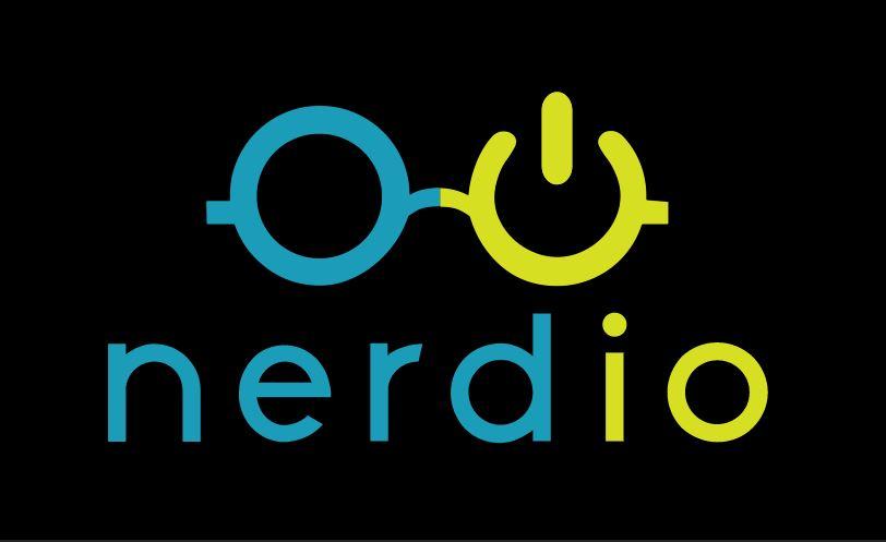 Logo de Nerdio.