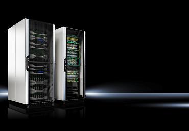 Rittal presenta el nuevo VX IT, el rack TI más rápido del mundo