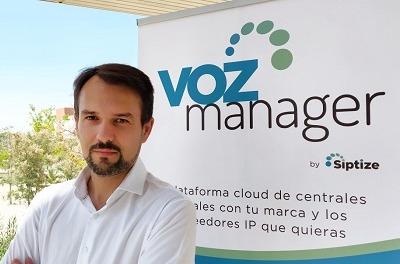 José Vicente Pérez Manresa, director de Desarrollo de Negocio y Product Manager en Siptize.