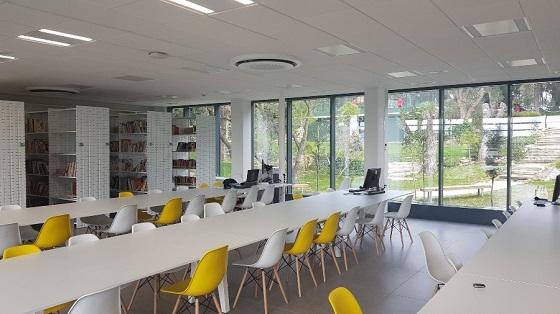 La Wi-Fi del Colegio Liceo Europeo de Madrid se adapta en tiempo real a las necesidades de Covid-19.
