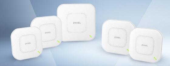 Nuevos puntos de acceso Wi-Fi6 de Zyxel