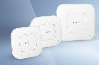 Nuevos puntos de acceso Wi-Fi6 de Zyxel.