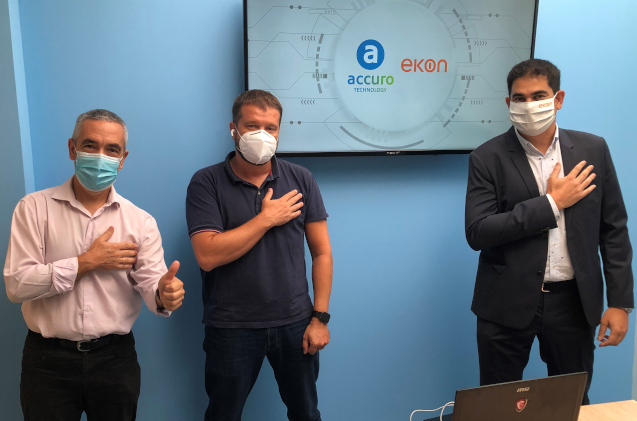 Acuerdo de Accuro y Ekon.