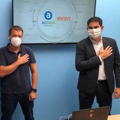 Ekon refuerza su canal comercial con Accuro