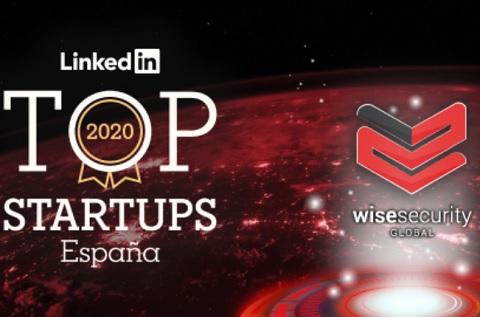 Wise Security Global, en el Top Start Ups 2020 de LinkedIn España