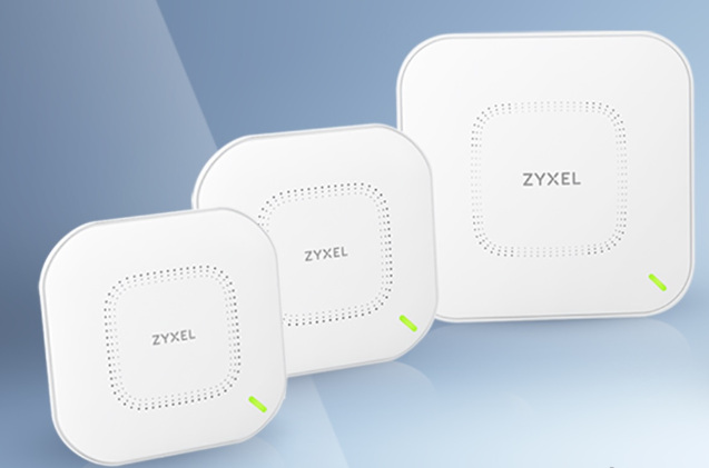 Dispositivos wifi de Zyxel.